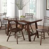 Liberty Furniture | Casual Dining 5 Piece Rectangular Table Sets in Winchester, Virginia 10451