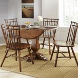 Liberty Furniture | Casual Dining 5 Piece Round Table Sets in Charlottesville, Virginia 10457