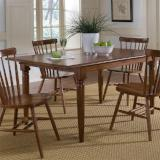 Liberty Furniture | Casual Dining Butterfly Leaf Tables - Tobacco in Richmond,VA 10434