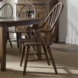 Liberty Furniture | Dining Windsor Back Arm Chairs in Richmond,VA 10927