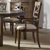 Liberty Furniture | Dining X Back Arm Chairs in Richmond Virginia 10974