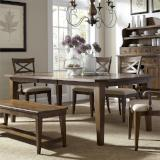 Liberty Furniture | Dining Rectangular Leg Tables in Winchester, Virginia 10948