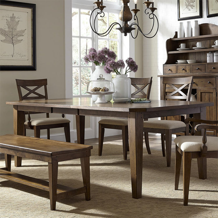 Liberty Furniture | Dining 5 Piece Rectangular Table Sets in Southern Maryland, MD 11014