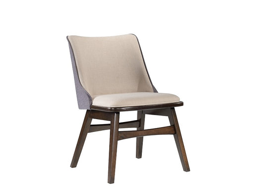 York Dining Upholstered Chair-coffee