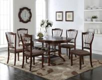 New Classic Furniture |  Table 7 Piece Set in Charlottesville, Virginia 072