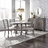 Liberty Furniture | Dining 5 Piece Round Table Sets in Washington D.C, Northern Virginia 15809