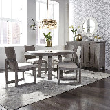 Liberty Furniture | Dining Opt 5 Piece Round Table Sets in Fredericksburg, Virginia 15794