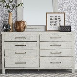Liberty Furniture | Bedroom 8 Drawer Dresser in Lynchburg, Virginia 18409