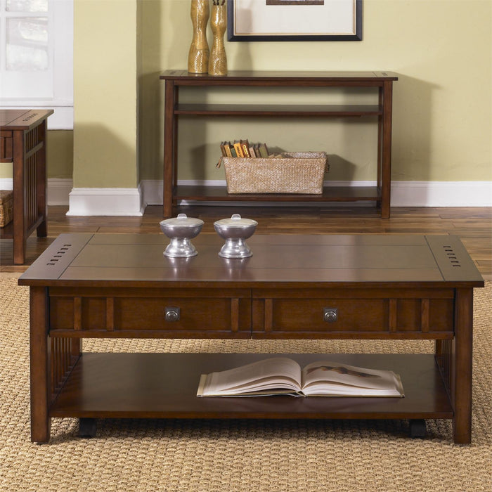 Liberty Furniture | Occasional Cocktail Table in Richmond Virginia 7391