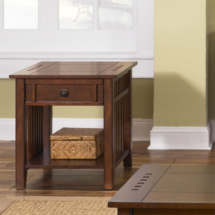 Liberty Furniture | Occasional End Table in Richmond Virginia 7394