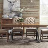 Liberty Furniture | Dining 5 Piece Trestle Table Set in Winchester, Virginia 7251