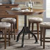 Liberty Furniture |  Dining 5 Piece Gathering Table Set in Lynchburg, Virginia 7247