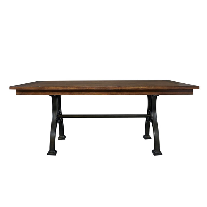 Liberty Furniture | Dining Trestle Table in Winchester, Virginia 7242
