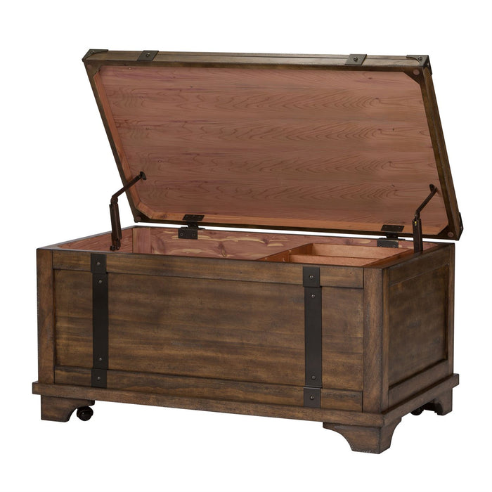 Liberty Furniture | Occasional Storage Trunk in Richmond,VA 4410