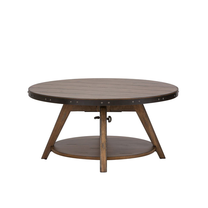 Liberty Furniture | Occasional Motion Cocktail Table in Richmond Virginia 8119