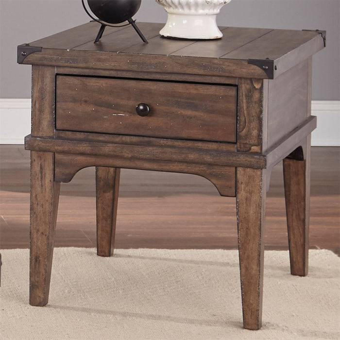Liberty Furniture | Occasional End Table in Richmond Virginia 8117