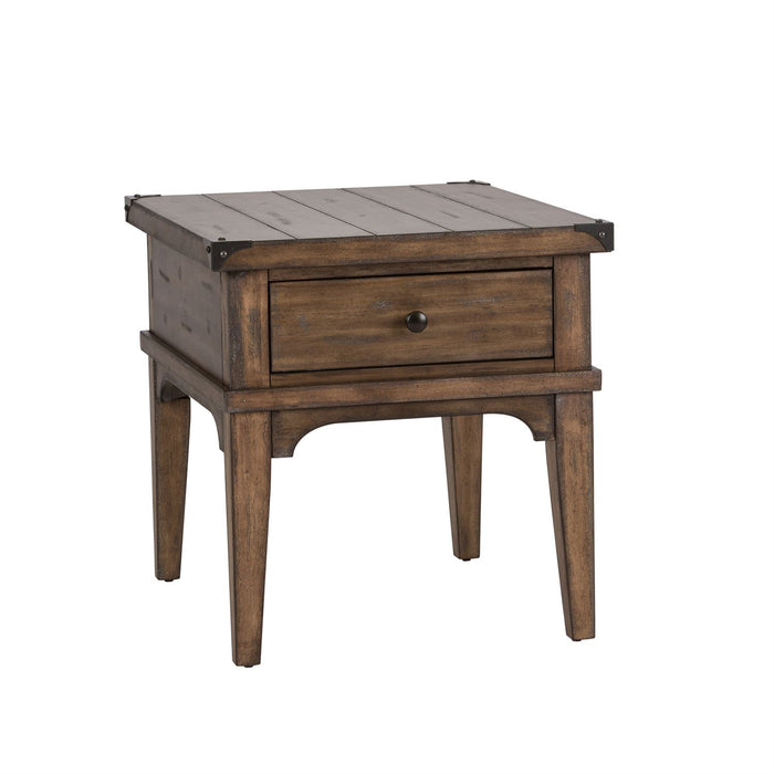 Liberty Furniture | Occasional End Table in Richmond Virginia 8116