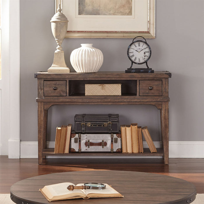 Liberty Furniture | Occasional Sofa Table in Richmond Virginia 8129