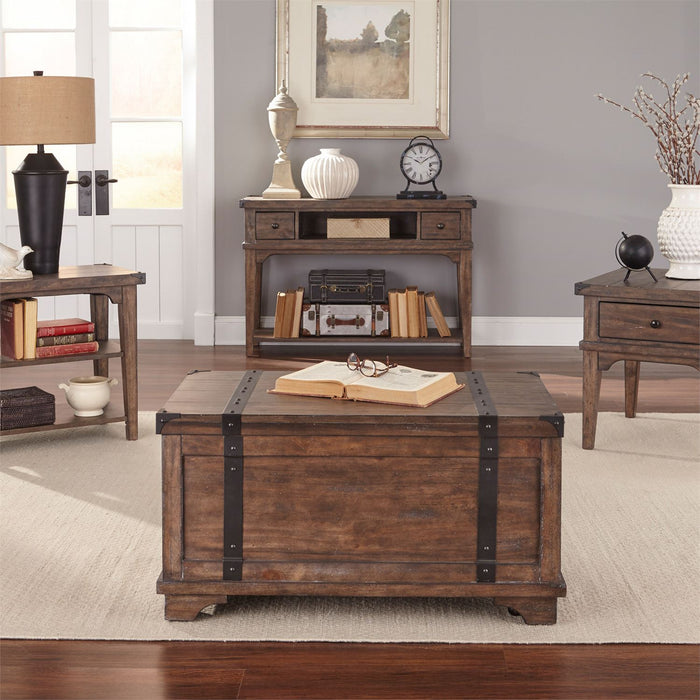 Liberty Furniture | Occasional Sofa Table in Richmond Virginia 4431