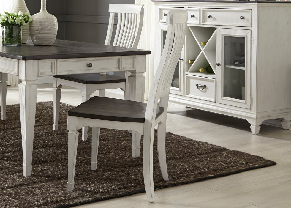 Liberty Furniture | Dining Slat Back Side Chair in Richmond Virginia 137