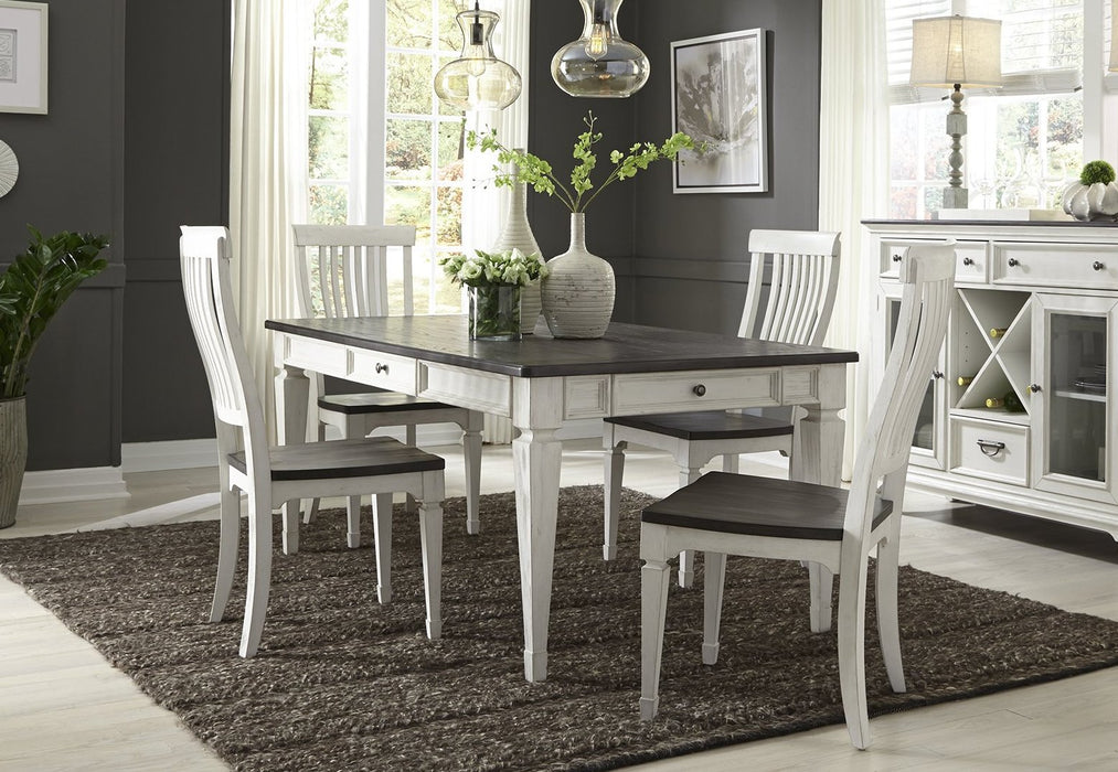 Liberty Furniture | Dining 5 Piece Rectangular Table Set in Baltimore, MD 145