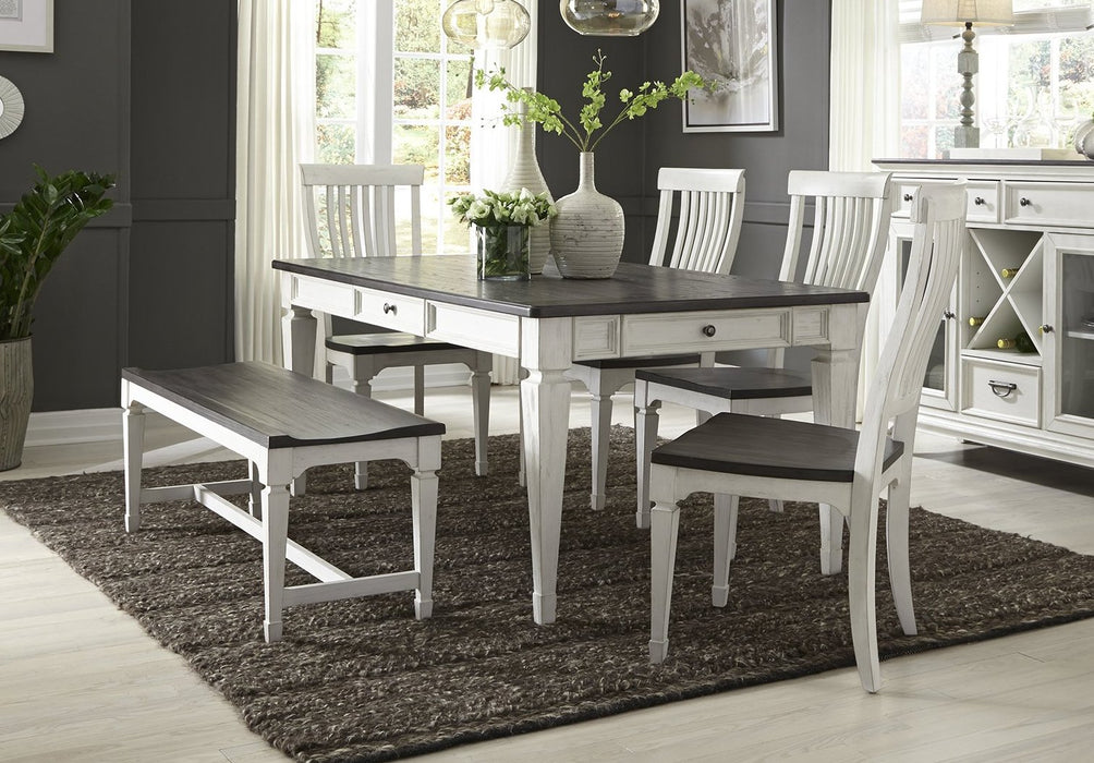 Liberty Furniture | Dining 6 Piece Rectangular Table Sets in Hampton(Norfolk), VA 142
