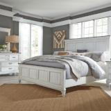 Liberty Furniture | Bedroom King Panel 3 Piece Bedroom Sets in Pennsylvania 3348