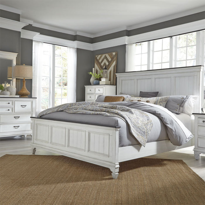 Liberty Furniture | Bedroom King Panel 4 Piece Bedroom Sets in Pennsylvania 3324