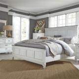 Liberty Furniture | Bedroom King Panel 4 Piece Bedroom Sets in Pennsylvania 3372