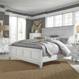 Liberty Furniture | Bedroom Queen Panel 5 Piece Bedroom Sets in New Jersey, NJ 3413