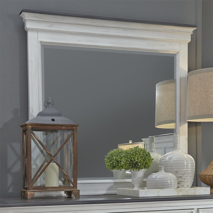 Liberty Furniture | Bedroom Crown Mirrors in Richmond Virginia 3293