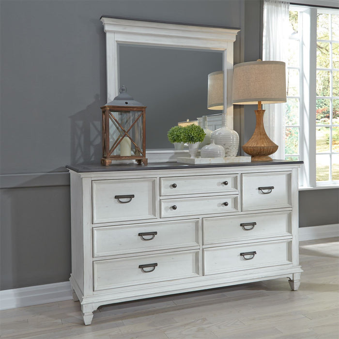 Liberty Furniture | Bedroom Crown Mirrors in Richmond Virginia 3297