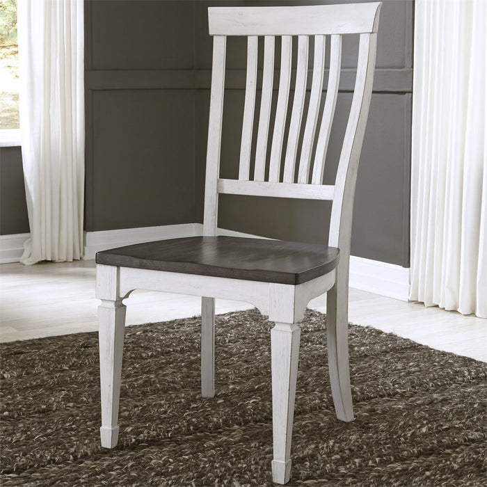 Liberty Furniture | Dining Slat Back Side Chair in Richmond Virginia 3770