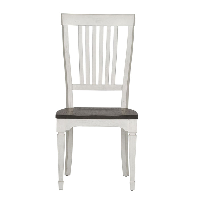 Liberty Furniture | Dining Slat Back Side Chair in Richmond Virginia 3772