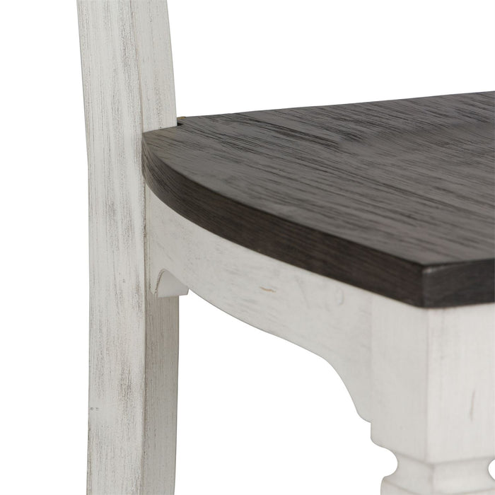 Liberty Furniture | Dining Slat Back Side Chair in Richmond Virginia 3775
