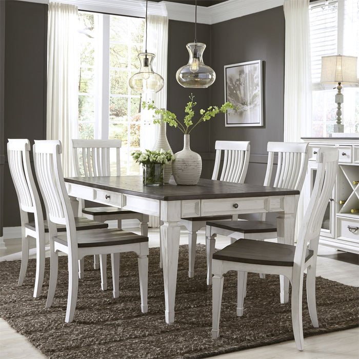 Liberty Furniture | Dining Slat Back Side Chair in Richmond Virginia 3777
