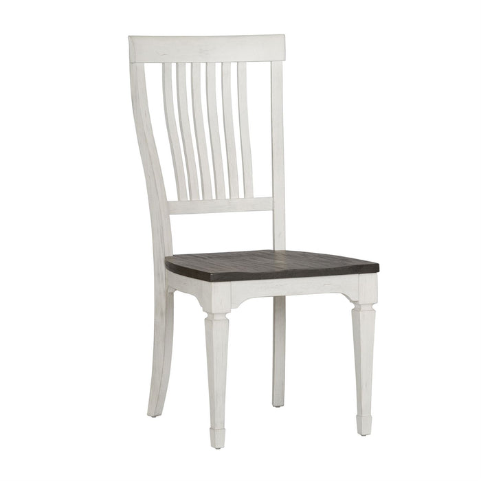 Liberty Furniture | Dining Slat Back Side Chair in Richmond Virginia 3771