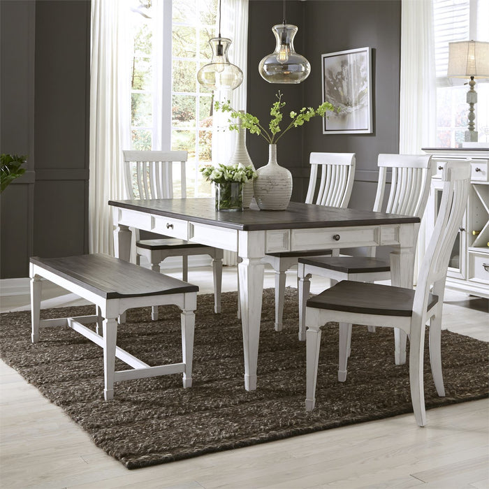 Liberty Furniture | Dining Wood Seat Benches in Richmond Virginia 3769