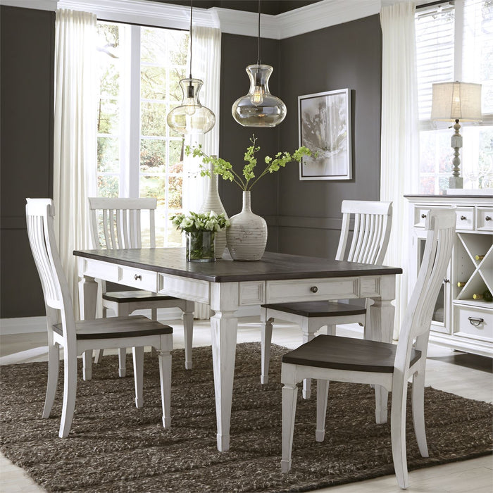 Liberty Furniture | Dining 5 Piece Rectangular Table Set in Baltimore, MD 3818