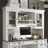 Liberty Furniture | Home Office Jr. Executive Credenza Hutches in Baltimore, Maryland 12719