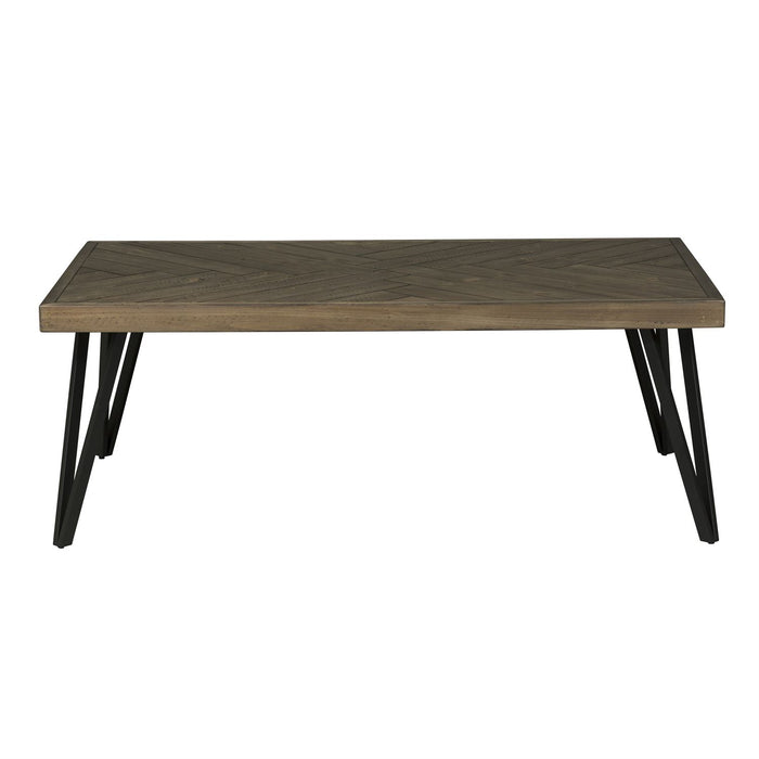Liberty Furniture | Occasional Rectangular Cocktail Table in Richmond Virginia 7353