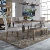 Liberty Furniture | Casual Dining 6 Piece Rectangular Table Set in Annapolis, MD 3761