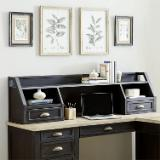Liberty Furniture | Home Office L Writing Desk Hutch in Richmond,VA 16543
