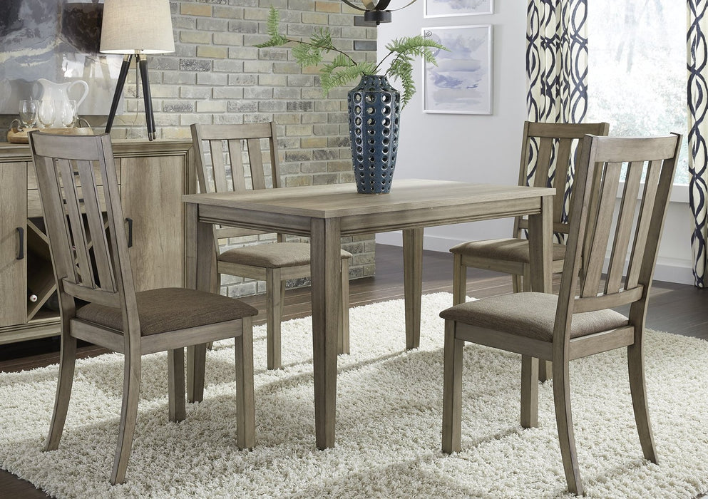 Liberty Furniture | Dining 5 Piece Cafe Table Sets in Lynchburg, Virginia 517