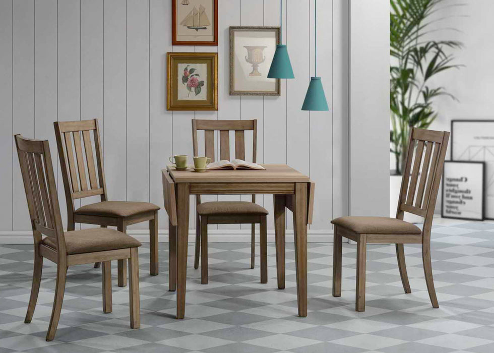 Sun Valley Dining Opt 5 Piece Drop Leaf Set