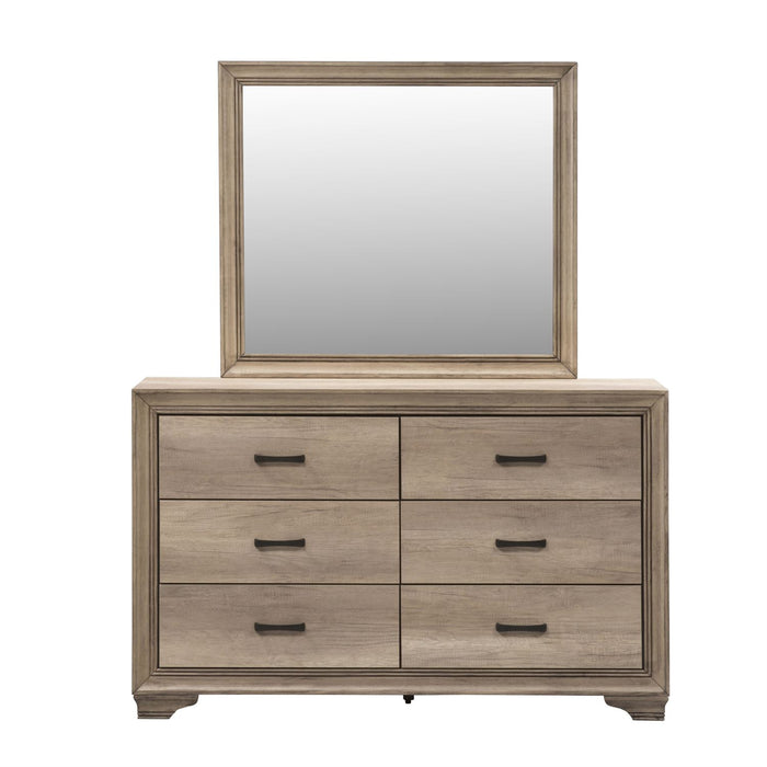 Liberty Furniture | Bedroom Dresser & Mirror in Lynchburg, Virginia 6373