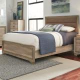 Liberty Furniture | Bedroom Queen Uph Bed in Richmond Virginia 6377