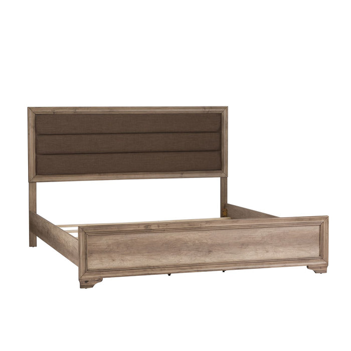 Liberty Furniture | Bedroom King Uph Bed in Richmond Virginia 6389