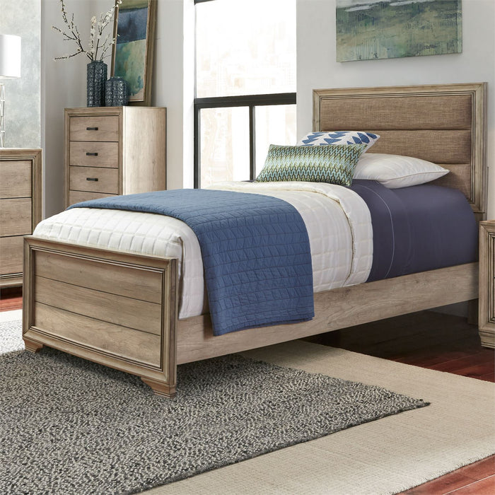 Liberty Furniture | Bedroom Twin Uph 3 Piece Bedroom Set in Lynchburg, VA 6431