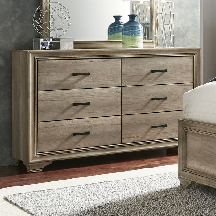 Liberty Furniture | Bedroom Dresser & Mirror in Lynchburg, Virginia 6375
